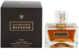 David Beckham Intimately Men eau de toilette para hombre 75 ml