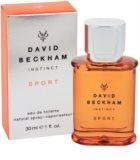 David Beckham Instinct Sport Eau de Toilette for Men 30 ml