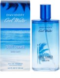 Davidoff Cool Water Man Exotic Summer Limited Edition Eau de Toilette para homens 125 ml