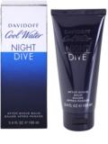 Davidoff Cool Water Night Dive After Shave Balsam für Herren 100 ml