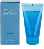 Davidoff Cool Water Woman sprchový gel pro ženy 150 ml