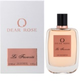 Dear Rose La Favorite eau de parfum nőknek 100 ml