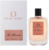 Dear Rose La Favorite Eau de Parfum para mulheres 100 ml