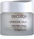Decléor Harmonie Calm лек успокояващ крем за чувствителна кожа на лицето