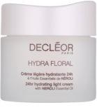 Decléor Hydra Floral vlažilna krema za normalno do mešano kožo