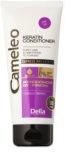 Delia Cosmetics Cameleo BB condicionador de queratina para cabelo ondulado