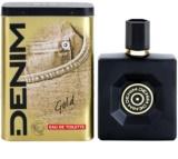 Denim Gold туалетна вода для чоловіків 100 мл