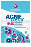 Dermacol Acneclear Facial Mask For Problematic Skin, Acne