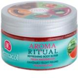 Dermacol Aroma Ritual osviežujúci telový peeling