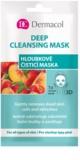 Dermacol Deep Cleasing Mask textilní 3D hloubkově čisticí maska