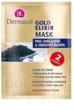Dermacol Gold Elixir máscara de pele com caviar