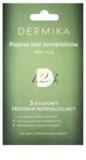 Dermika 1. 2. 3. normalisierende 3-Phasen-Pflege für Haut mit kleinen Makeln