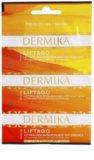 Dermika Lift & Go mascarilla oxigenante con efecto lifting para contorno de ojos