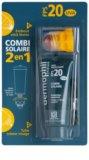 Dermophil Sun Protective Face Cream and Lip Balm 2 v 1 SPF 20