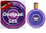 Desigual Sex Eau de Toilette pentru femei 100 ml