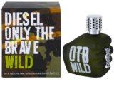 Diesel Only The Brave Wild Eau de Toilette voor Mannen 75 ml