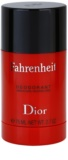 Dior Fahrenheit deostick pre mužov 75 ml