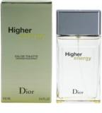 Dior Higher Higher Energy eau de toilette férfiaknak 100 ml