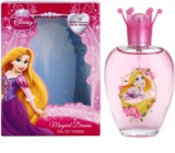 Disney Princess Tiana Magical Dreams Eau de Toilette para crianças 50 ml