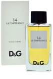 Dolce & Gabbana D&G Anthology La Temperance 14 Eau de Toilette für Damen 100 ml