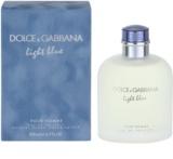 Dolce & Gabbana Light Blue Pour Homme eau de toilette para hombre 200 ml