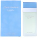 Dolce & Gabbana Light Blue Eau de Toilette für Damen 200 ml