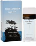Dolce & Gabbana Light Blue Dreaming in Portofino Eau de Toilette voor Vrouwen  100 ml