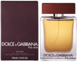 Dolce & Gabbana The One for Men eau de toilette férfiaknak 100 ml