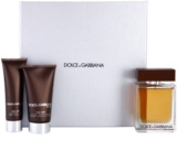 Dolce & Gabbana The One for Men zestaw upominkowy VI.