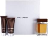 Dolce & Gabbana The One for Men dárková sada VI.