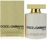 Dolce & Gabbana The One Körperlotion für Damen 200 ml