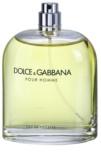 Dolce & Gabbana Pour Homme eau de toilette teszter férfiaknak 125 ml