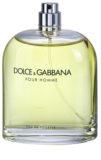 Dolce & Gabbana Pour Homme туалетна вода тестер для чоловіків 125 мл