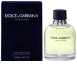 Dolce & Gabbana Pour Homme after shave pentru barbati 125 ml