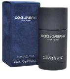 Dolce & Gabbana Pour Homme desodorante en barra para hombre 75 ml