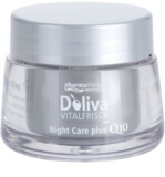 Doliva Vitalfrisch Q10 нічний крем для відновлення шкіри