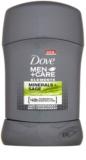 Dove Men+Care Elements antitranspirante sólido 48 h