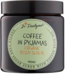 Dr. Feelgood BIO cukros peelng kávébab olajjal