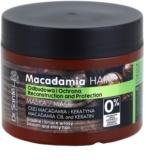 Dr. Santé Macadamia kremasta maska za šibke lase