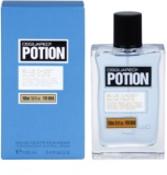 Dsquared2 Potion Blue Cadet eau de toilette férfiaknak 100 ml