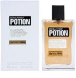 Dsquared2 Potion Eau de Toilette para homens 100 ml