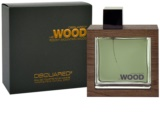 Dsquared2 He Wood Rocky Mountain Eau de Toilette für Herren 100 ml