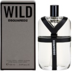 Dsquared2 Wild after shave para homens 100 ml