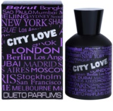 Dueto Parfums City Love Eau de Parfum unisex 2 ml Sample