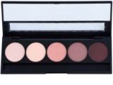 E style Perfect Harmony Palette paleta senčil za oči z ogledalom