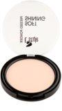 E style Soft Shining rozświetlający puder kompaktowy nadający skórze idealny odcień