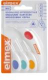 Elmex Caries Protection cepillo interdental con forma triangular mix