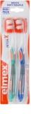 Elmex Caries Protection periuțe de dinți cu cap scurt moale 2 pc