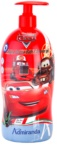 EP Line Cars 2 Bath Foam And Shower Gel 2 In 1 For Kids