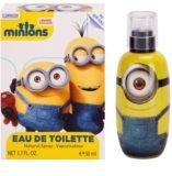 EP Line Minions Eau de Toilette para crianças 50 ml